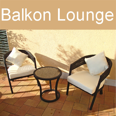 balkonm bel lounge sitzgruppe rattan gartenm bel homefavorit. Black Bedroom Furniture Sets. Home Design Ideas
