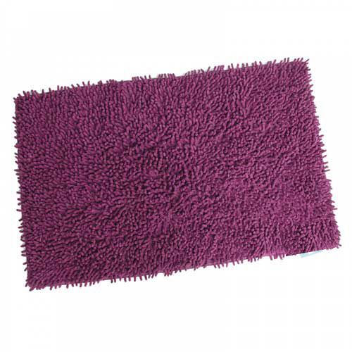 Bathroom carpet 50x80 purple