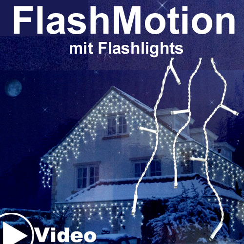Flashmotion 24 Meter kaltwei�
