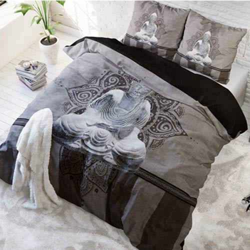 bedding bed linen Buddha 135x200