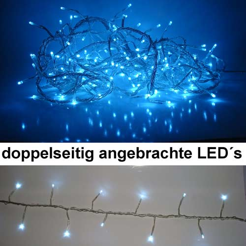 LED Lichterkette cluster
