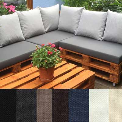 back cushion for garden furniture