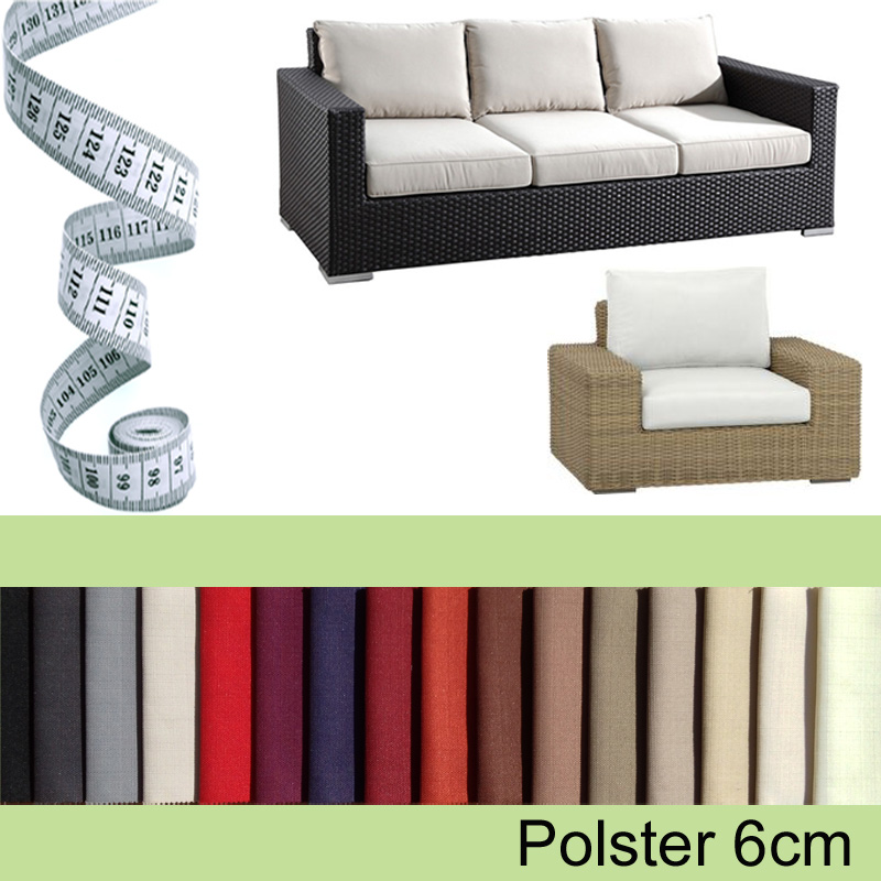 auflagen polster kissen nach ma homefavorit. Black Bedroom Furniture Sets. Home Design Ideas