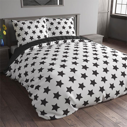 bed linen sheet starlight 135x200