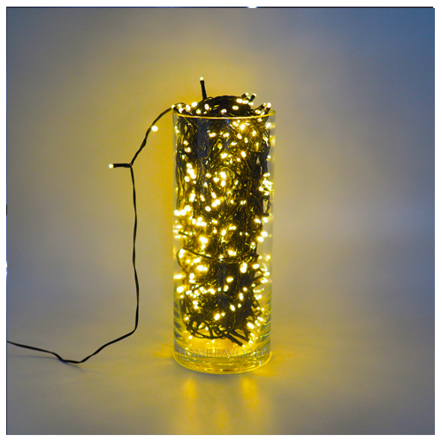 LED Lichterkette warmweiss